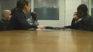 Google Darfur UN meeting January 2008