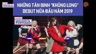 TOP NHỮNG TÂN BINH KHỦNG LONG CỦA LÀNG NHẠC KPOP [EXO-CS, ITZY, TXT, EVERGLOW ...]