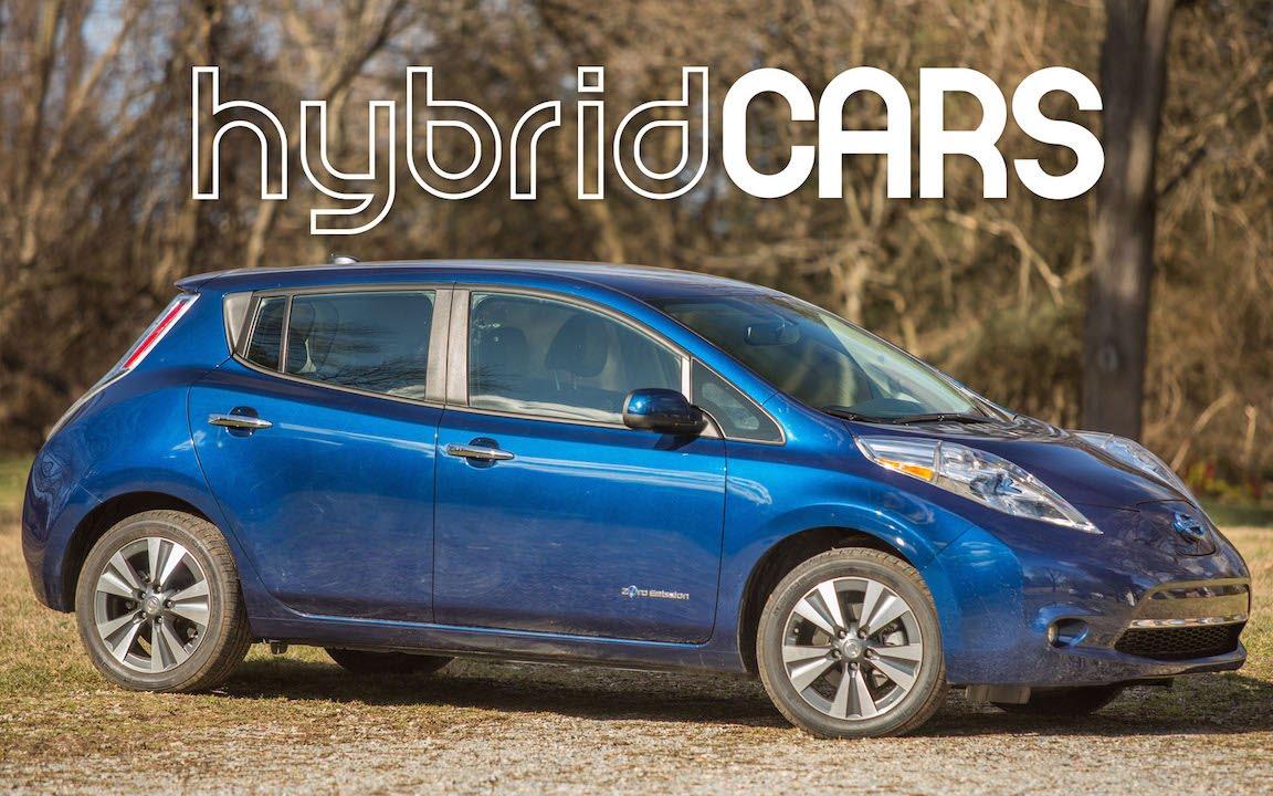 2016 Nissan Leaf Review Hybridcars