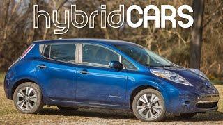 2016 Nissan Leaf Review – HybridCars.com Review