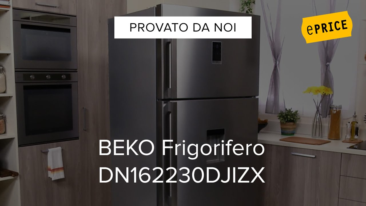 Video Recensione Frigorifero Beko DN162230DJIZX - YouTube