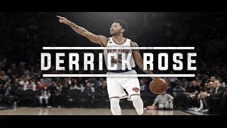 The Story of Derrick Rose
