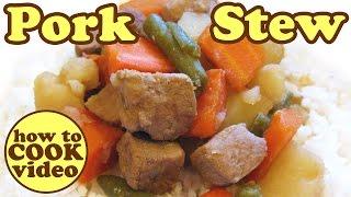 How To Cook Pork Tenderloin Recipe Stew Boneless Loin Roast Meat Recipes Healthy Vegetables Jazevox