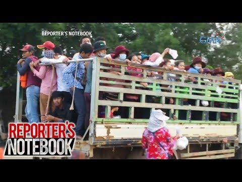 Reporter's Notebook: Sistema ng transportasyon sa ilang bansa sa Southeast Asia, alamin