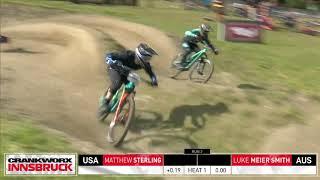 Innsbruck Dual Slalom - Adrien Loron vs. Luke Meier-Smith
