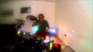 The Smiths - Big Mouth Strikes Again drum cover