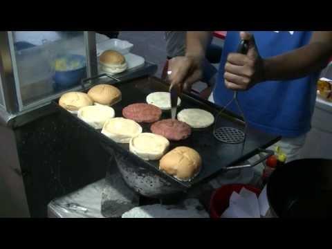 Roadside Burger Stall, Petaling Jaya, Food Hunt, Gerryko Malaysia