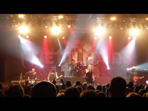 Pretty Maids - Kingmaker @ Amager Bio, Copenhagen Dec 01 2016