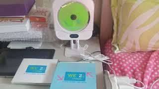 투니버스 WE2 시디플레이어