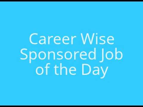 Career Wise Legitimate Work at Home Sponsored Job Listings