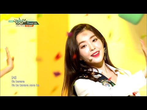 Red Velvet - Power Up [Music Bank Ep 941]