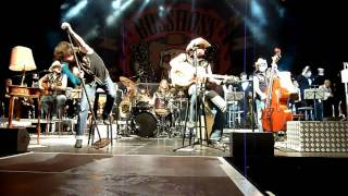 "The BossHoss mit  ""Ca Plane Pour Moi"""