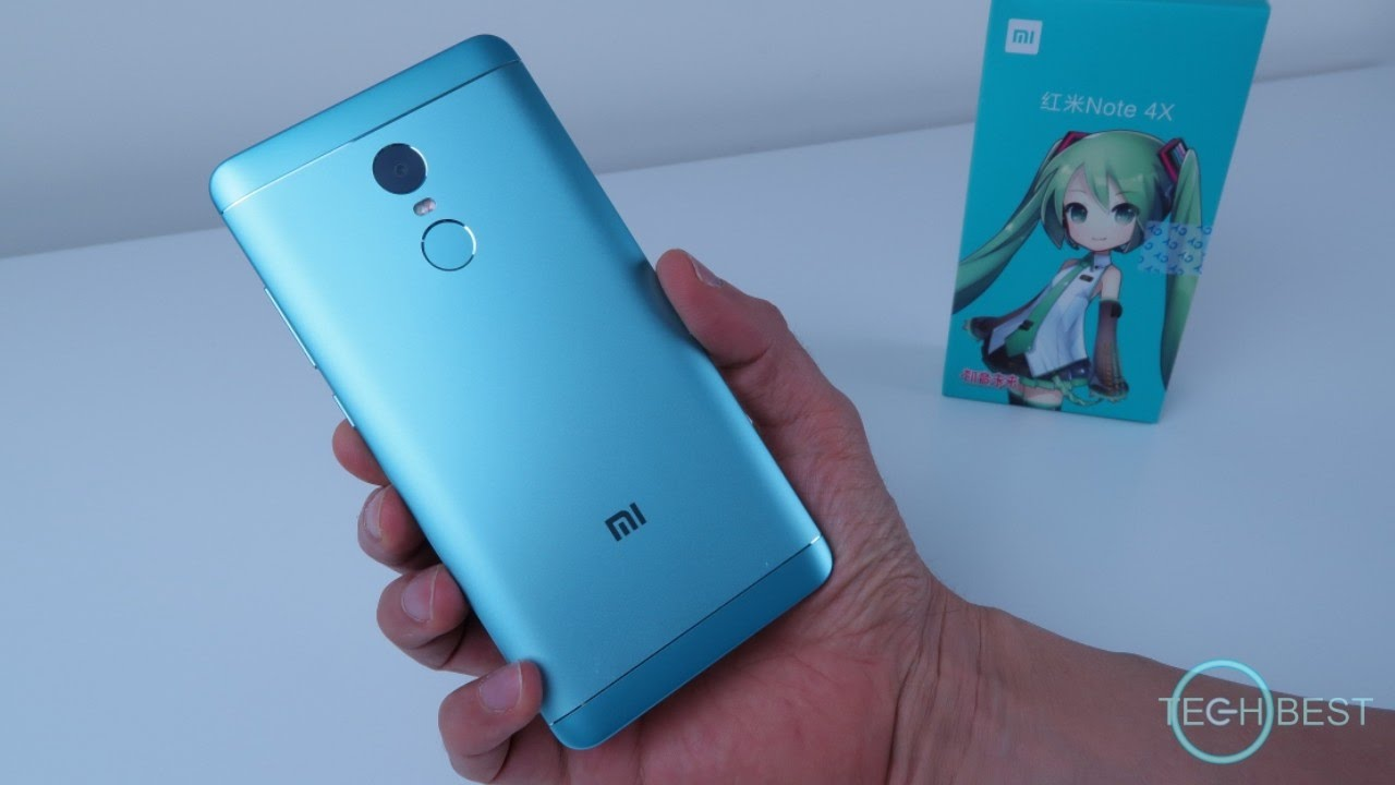 Tema Xiaomi Redmi Nota 4 2017 Para Android: Best Value Android Phone 2017 #4