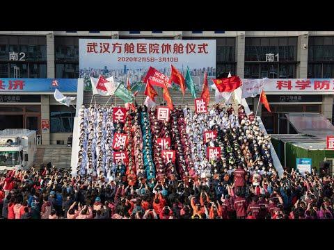 Pandémie de Covid-19: la Chine en voie de rétablissement