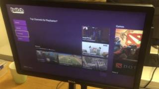 How To Setup Twitch - PS4