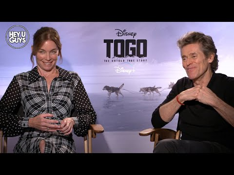 Julianne Nicholson & Willem Dafoe - Togo Interview