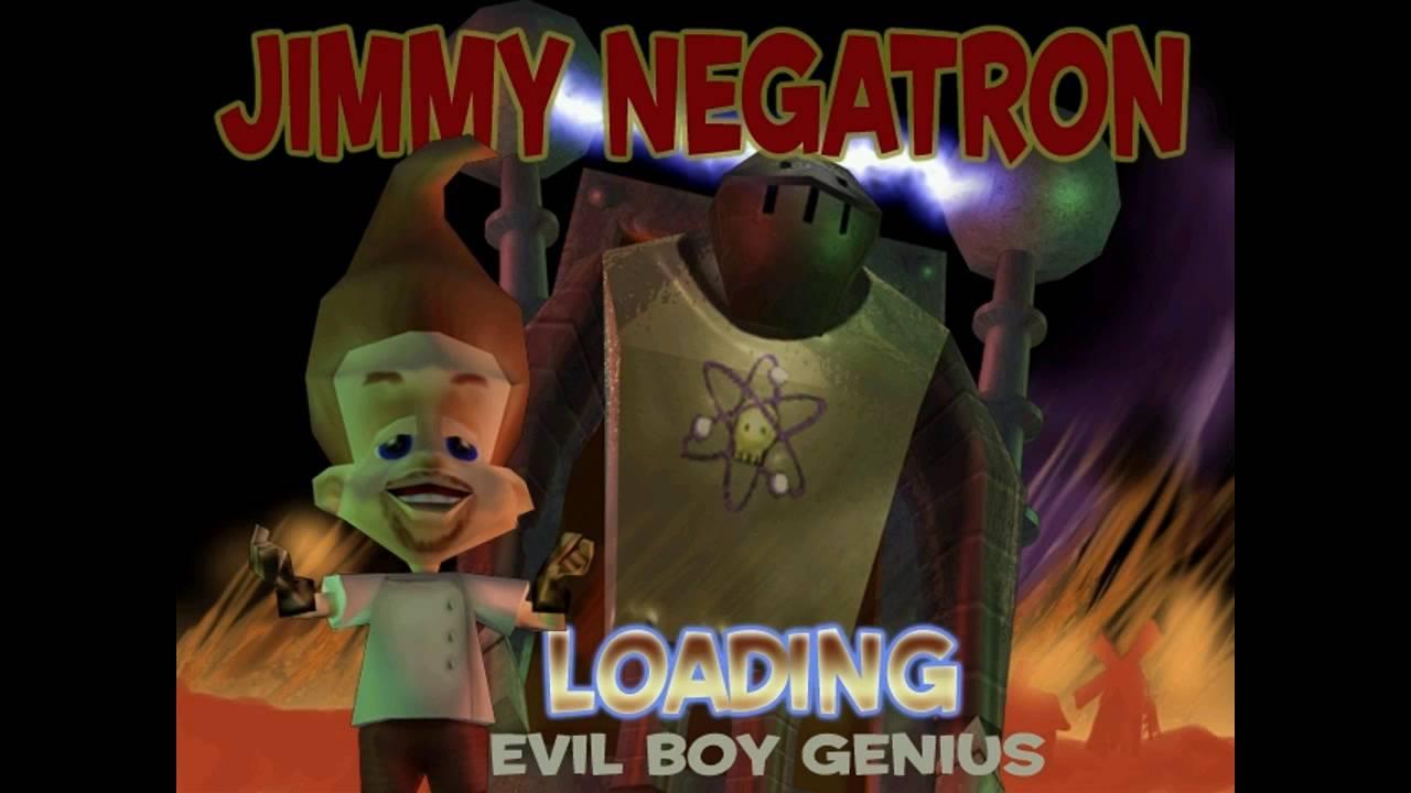 Jimmy Neutron vs. Jimmy Negatron - PC