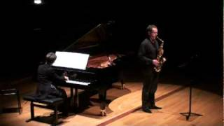 "Jean-Yves FOURMEAU   "" the tale of taliesin ""  concerto for saxophone"