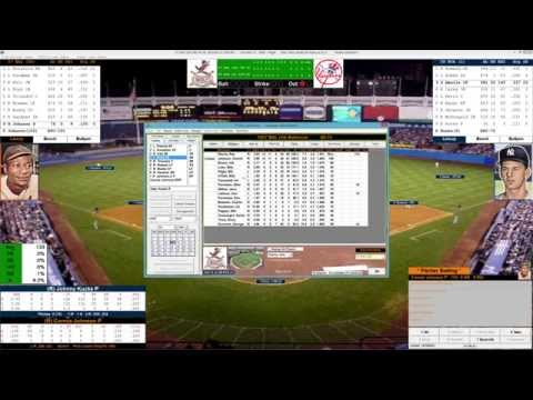 BOT 50s Round of 32 57 Baltimore vs #1 Ranked 58 Yankees
