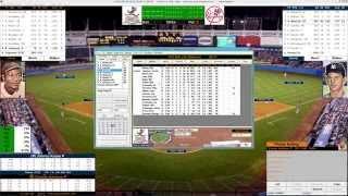 BOT 50s Round of 32 57 Baltimore vs #1 Ranked 58 Yankees