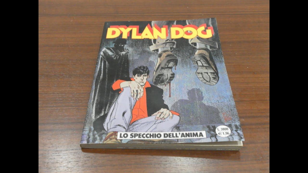 Dylan dog mensile n 169 lo specchio dell 39 anima - Dylan dog attraverso lo specchio ...