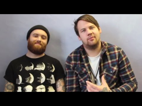 Kerrang! Tour 2015 - Beartooth play Would You Rather...?