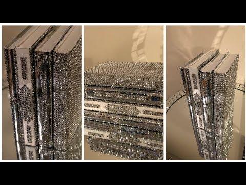Dollar Tree DIY || Glamorous Coffee Table Books