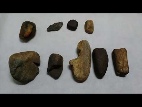 Native American Stone Tools & Artifacts