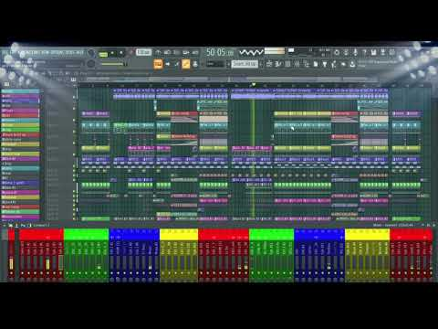 SLOWLY SLOWLY (Remix) | DJ VISION X |(FLP PREVIEW)| | Guru Randhawa Ft. Pitbull |