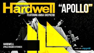 Apollo (Radio Edit Extended Version) - Hardwell ft Amba Shepherd