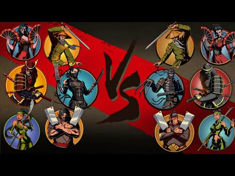 Shadow Fight 2 Gates Of Shadows Vs Special Edition Young Bosses