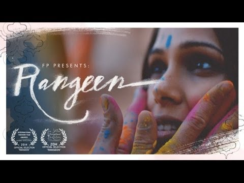 Free People Presents Rangeen ft. Freida Pinto