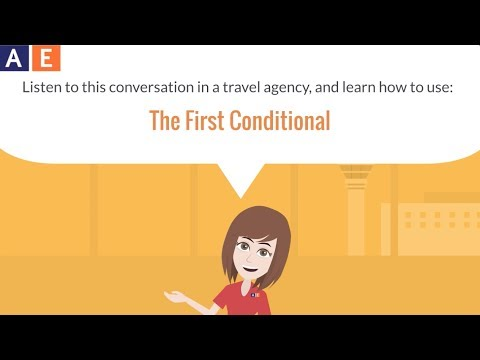 English Language Grammar - Conditionals: The First Conditional