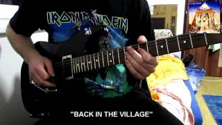 """Iron Maiden - """"Back In the Village"""" cover"""