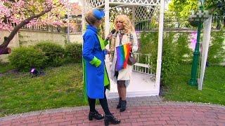 Травесті діва Монро розповіла, як відривалася на вечірках Євробачення з  ЛГБП спільнотою