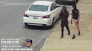 Detectives need your help to identify two homicide suspects.