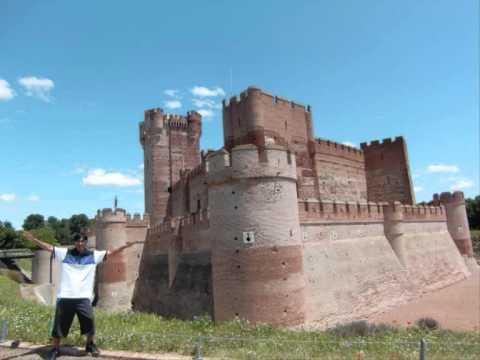 Castillo de la mota medina del campo valladolid youtube - Sofas medina del campo ...