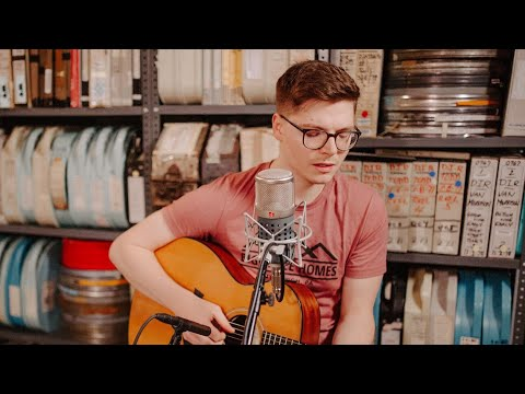 Kevin Garrett at Paste Studio NYC live from The Manhattan Center