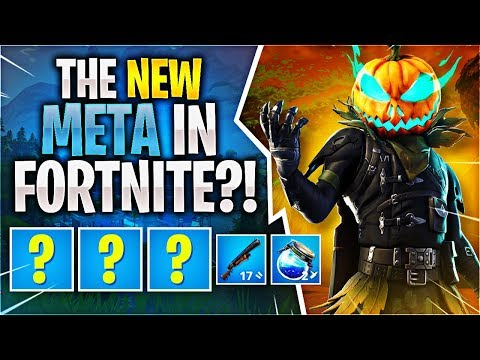 THE NEW META IN FORTNITE?! Feat. Dillion Francis, FearitSelf, & Hysteria
