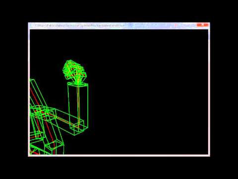 Hand Movement Skeletal Animation in C