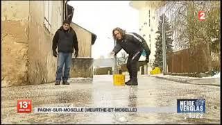 LE 13H (20/01/13) Les larmes de Laurent Delahousse