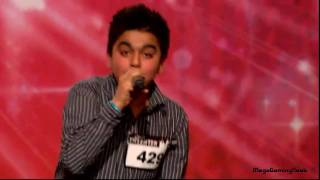 Norske Talenter 2011 - Tofan Bashash [OSLO]