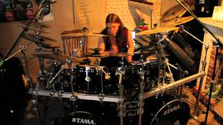 Set the World on Fire/Welcome to your Death - Annihilator - Drum Cover