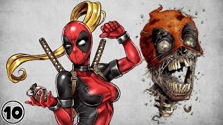 Top 10 Alternate Versions Of Deadpool