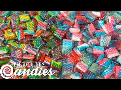 NEW Cotton Candy AND Tie Dye Hard Candy!