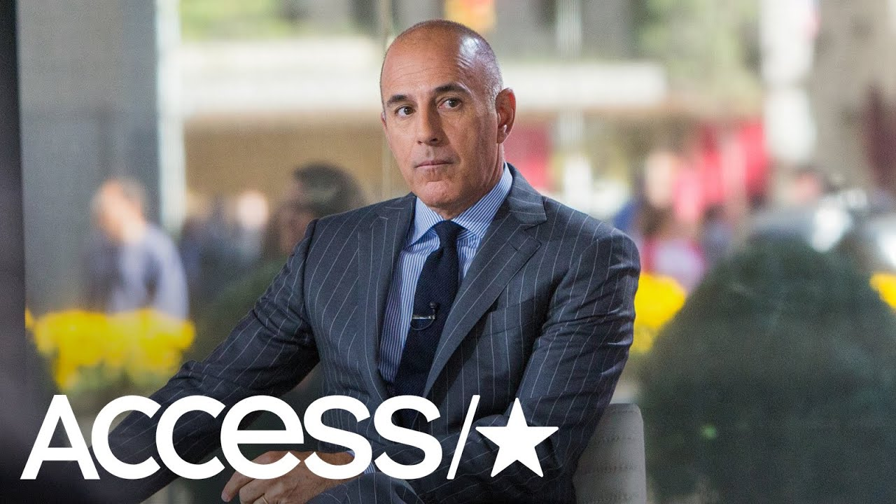 Matt Lauer Releases Statement After NBCUniversal Releases Findings ...