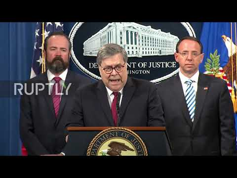 usa:-no-collusion-'by-any-americans'---barr-on-redacted-mueller-report