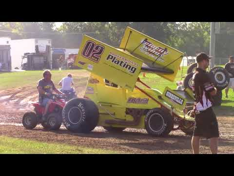 Sights and Sounds: Angell Park Speedway - 7/16/17