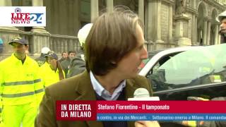 Life News 24 a Milano per il sottomarino #L1F3