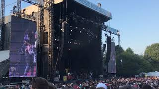 It's About Time - Young the Giant - Music Midtown 2017 - Home of the Strange tour